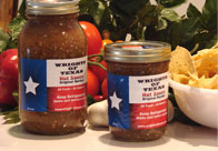 texas hot sauce fresh salsa