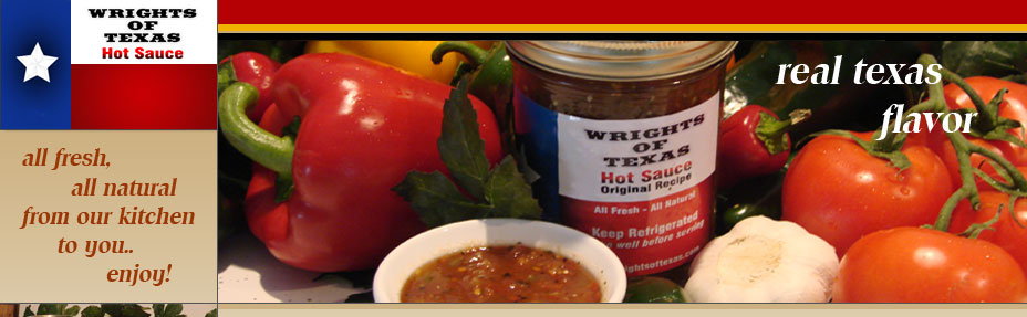 Wrights of Texas Fresh Salsa Hot Sauce